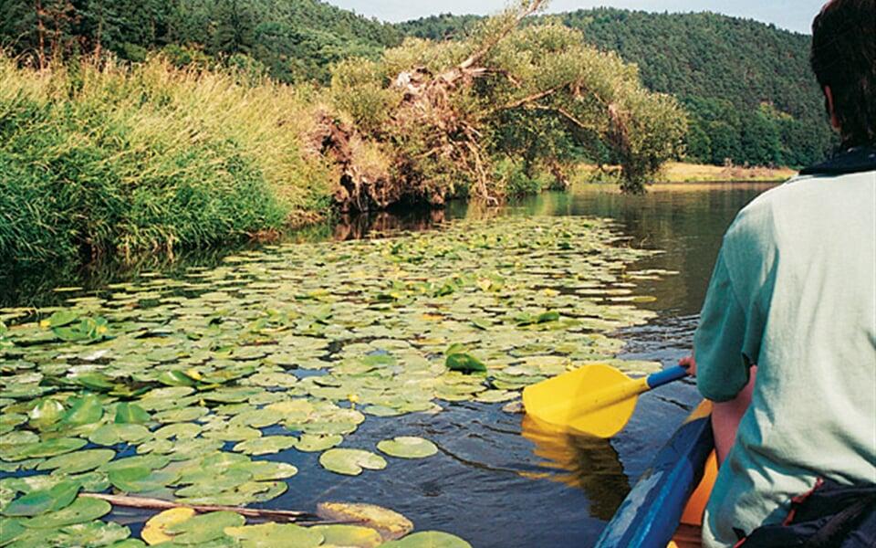 Foto - Berounka - 5denní voda z Liblína do Karlštejna