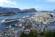 Celebrity Eclipse - Alesund, Norsko