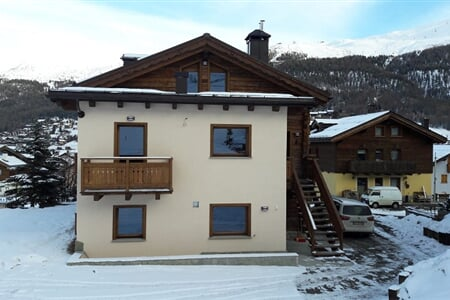 Apartmány Fiocco di Neve Livigno 2020