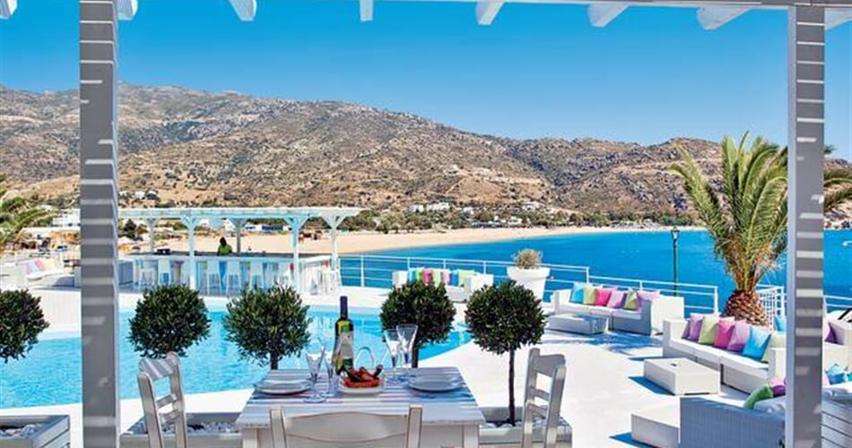 Foto - Mylopotas - Hotel Ios Palace ****