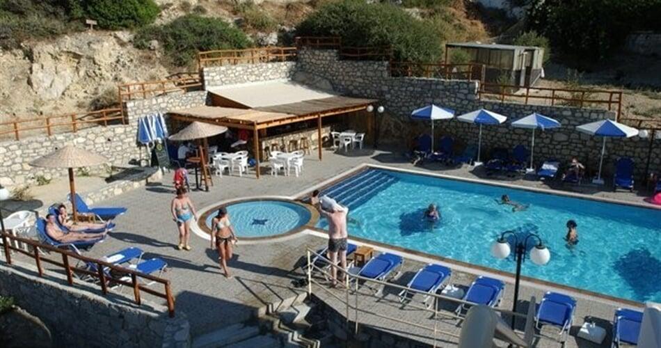 Foto - Matala - Hotel Zafiria **