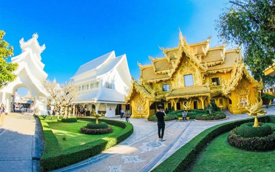 2021 Střední Thajsko