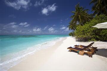 Bílý písek Karibik