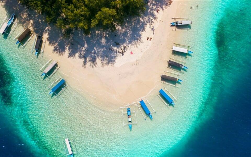 Poznávací zájezd Bali - pláže ostrůvků Gili