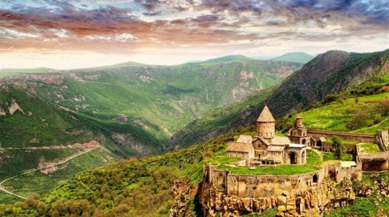2021 Arménie