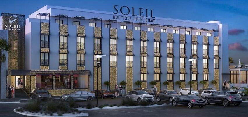 Soleil Boutique Hotel   (14)