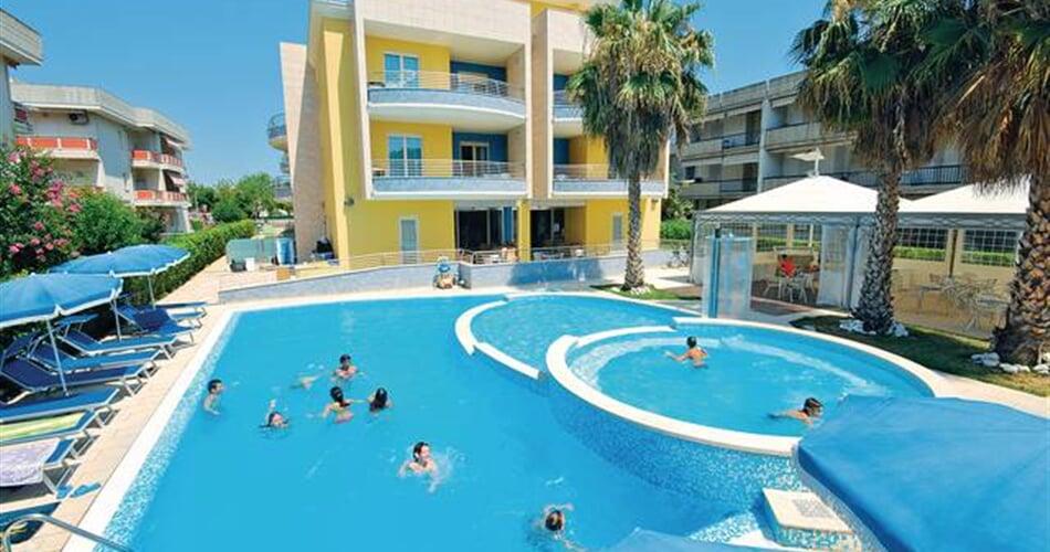 Foto - Villa Rosa - Rezidence Mare Blu