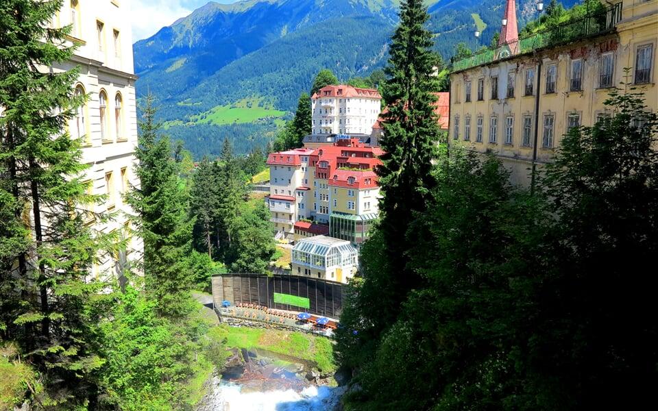 Údolí Bad Gastein 01