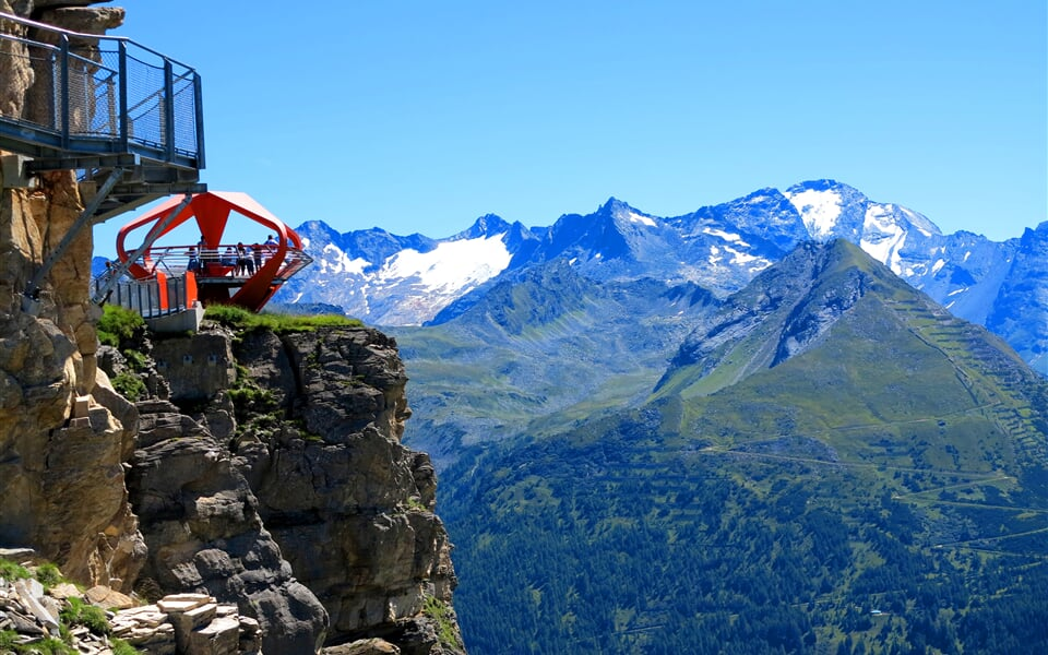 Údolí Bad Gastein 23
