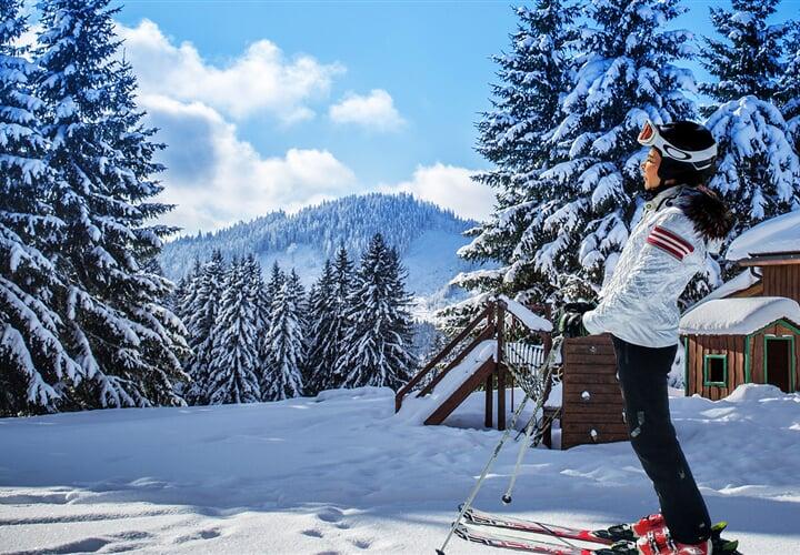 Pohodová zima na českých horách