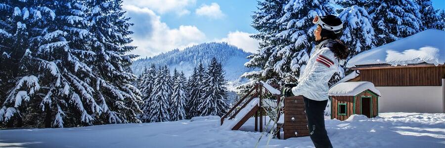 Pohoda na českých horách