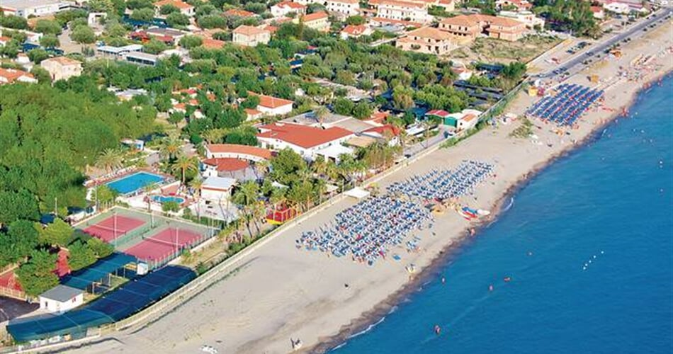 Foto - Ascea Marina - Apartmány Le Palme (apartmány)