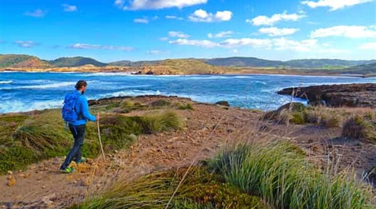 Foto - Pochod kolem Menorcy