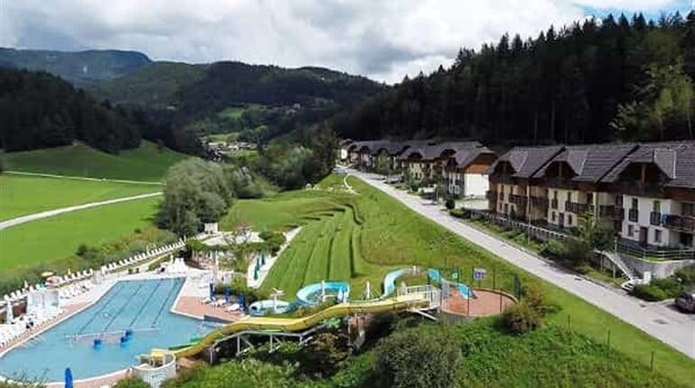 Foto - Termální lázně Snovik, Hotel Eco Resort Spa Snovik - pobytový zájezd