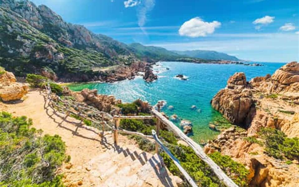 Foto - Sardinská romance aneb pěšky severními oblastmi Sardinie