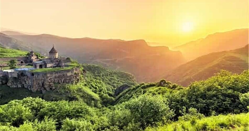 Foto - Neobyčejná Arménie