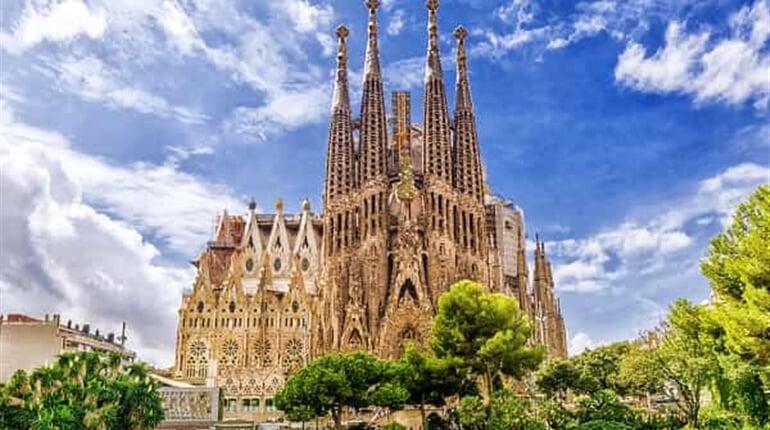 Foto - Střípky z Barcelony a jižního Katalánska