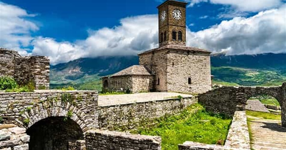Foto - Pěšky jižní Albánií