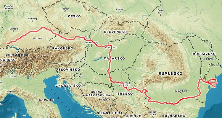 Plavby Po Dunaji Okruzni Plavby