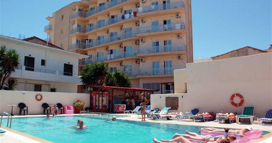 Foto - Rhodos Town - Hotel Europa ***