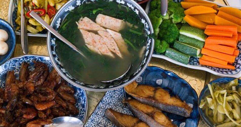 Bohatá vietnamská kuchyně