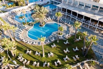 Golden Bay Beach Hotel, Larnaka, Kypr