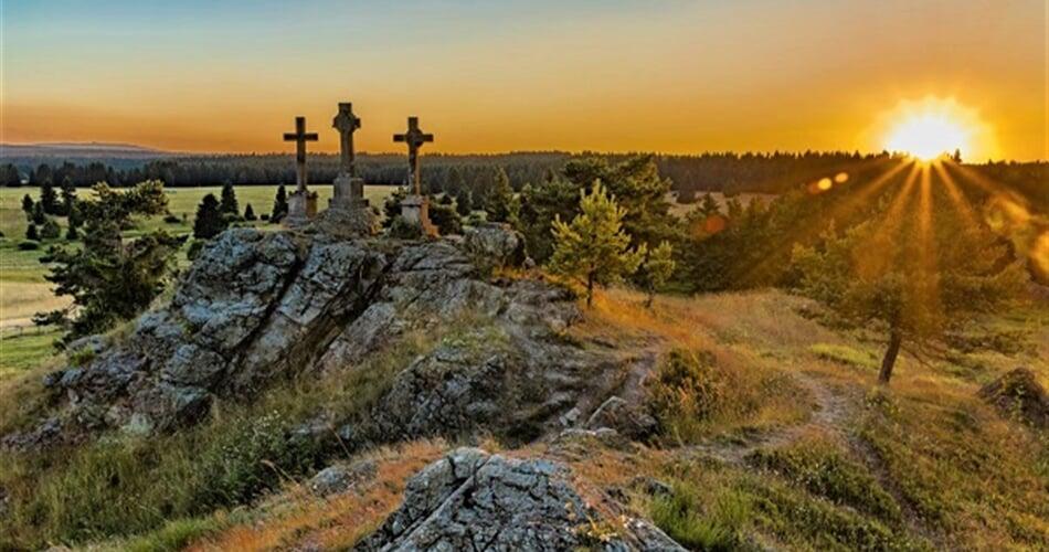 Foto - Zapadlé kouty Krušných hor a Slavkovského lesa