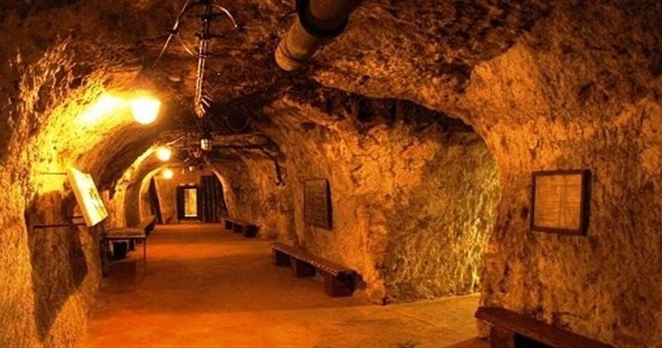 podzemí rabštejn