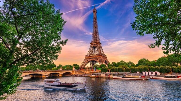 Foto - Paříž - Magická Paříž s návštěvou Eiffelovy věže