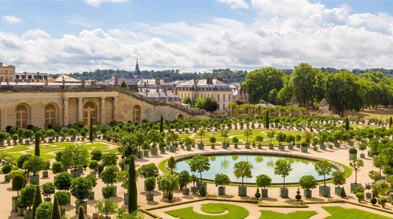 Foto - Paříž - Paříž s návštěvou Versailles a muzea Louvre