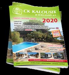CK kalousek katalog 2018